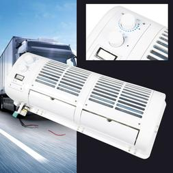 12V 200W Wall-mounted Car Air Conditioner Cooler fan Evapora