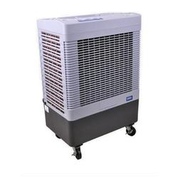 Hessaire 2,200 CFM 2-Speed Portable Evaporative Cooler by He