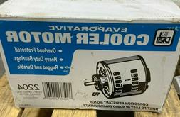 DIAL 2204- 1/2HP, 2 SPEED, 115V EVAPORATIVE COOLER MOTOR