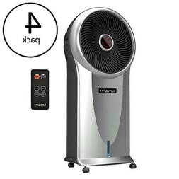 Luma 250 Sq Ft 3 Speed Portable Comfort Evaporative Cooler,