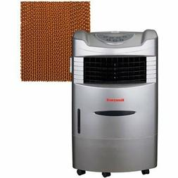 Honeywell 470 CFM Indoor Evaporative Air Cooler  with Remote