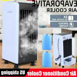 4L Evaporative Air Cooler Fan Room Cooling Humidifier Air Co
