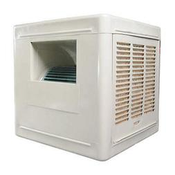 Dayton 4RNP4 Evaporative Cooler, Ducted, CFM 4800, Side
