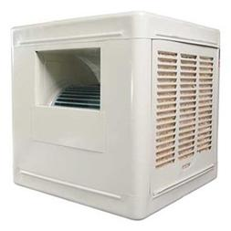 Dayton 4RNP5 Evaporative Cooler, Ducted, CFM 3800, Side