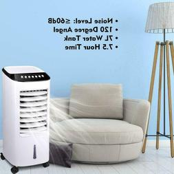 65w portable evaporative air conditioner cooler fan