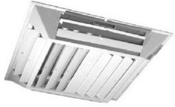 PPS 81703 6 Way Grille Diffuser / Vent for 4,500 - 6,500 CFM
