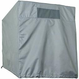 down draft evaporation cooler cover