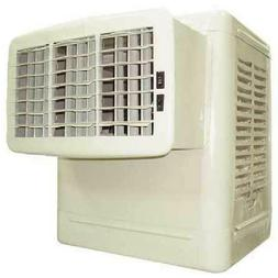 DAYTON Ducted Evaporative Cooler,2800 cfm,1/8HP 4RNN8