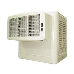 Dayton Window Evaporative Cooler, 4800 cfm, 1/2HP - 4RNN6