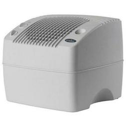 AIRCARE E35 000 2-Speed Tabletop Evaporative Humidifier, Whi
