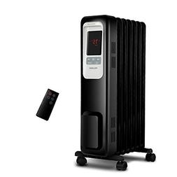 PELONIS Electric Radiator Heater, 1500W Portable Oil Filled
