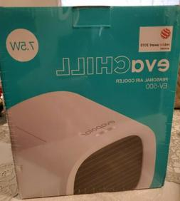 evaCHILL Personal Evaporative Air Cooler and Humidifier Port