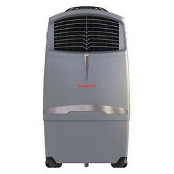 Evaporative Air Cooler,525 cfm,30L,Gray HONEYWELL CO30XE
