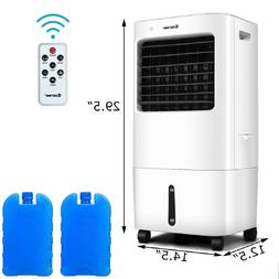 Evaporative Air Cooler Air Conditioner Cooler with Fan Humid