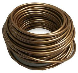 Evaporative Cooler Poly Tubing, Copper Color, 1/4-In. x 100-