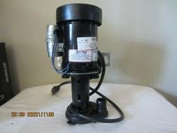 United Metal Products evaporative cooler pump 7.5 gpm,120 vo