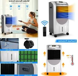 Evaporative Portable Air Conditioner Cooler Fan and Heater w