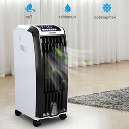 Costway Evaporative Portable Air Conditioner Cooler Fan Anio