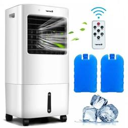 Evaporative Portable Air Cooler Conditioner Humidifier Fan w