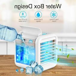 Evaporative Portable Air Conditioner Cooler Fan Humidifier C
