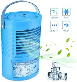 Evaporative Portable Air Conditioner Mini Cooler Fan Humidif