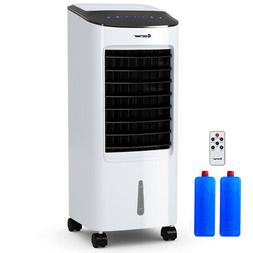 Evaporative Portable Air Cooler Fan & Humidifier with Filter