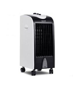 Evaporative Portable Air Cooler Remote Control Cooler w/ Ani