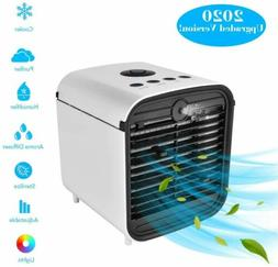 Evaporative Portable Mini Air Conditioner Cooler Fan Humidif