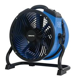 XPOWER FC-300 Professional Grade Air Circulator, Utility Fan