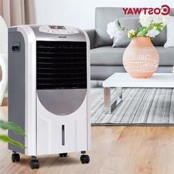 <font><b>COSTWAY</b></font> 2000W Portable Air <font><b>Cool