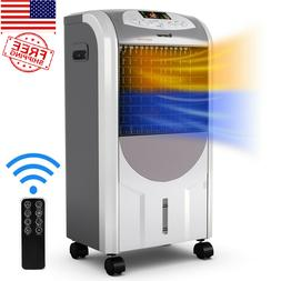 Indoor Home Portable Air Cooler Fan And Heater Humidifier Ev