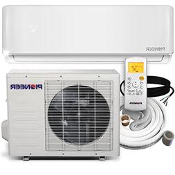 PIONEER 9000 BTU 19 SEER DC Inverter+ Mini Split Heat Pump S