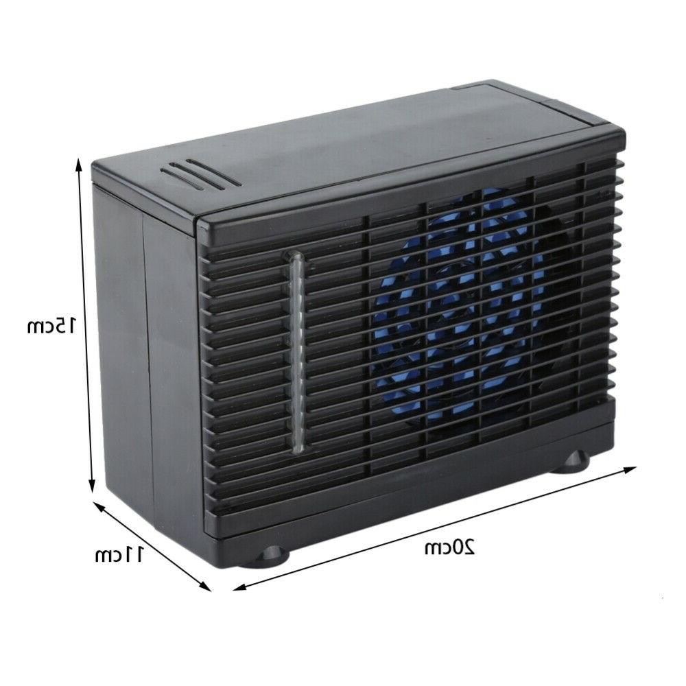 12V Portable Air Water Cooling Fan
