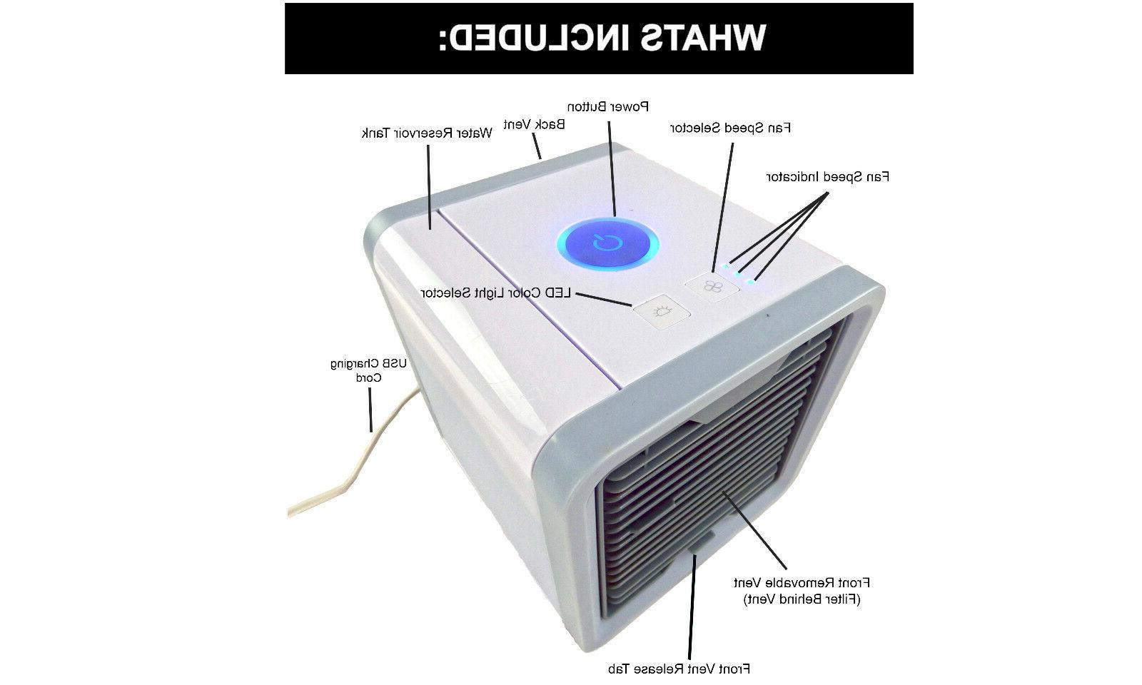 Small Cooler Humidifier