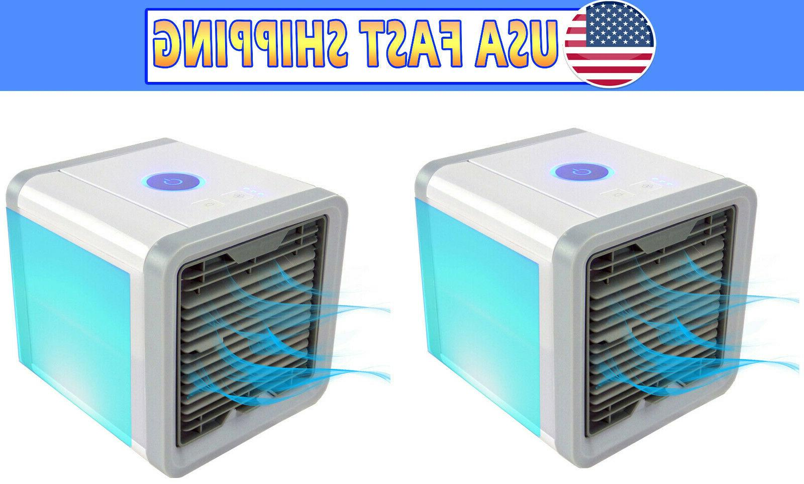 2 personal air conditioner small portable cooler
