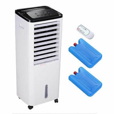 Portable Air Conditioner Cooler Fan Humidifier Cooling Remot