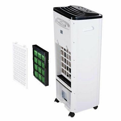 Evaporative Cooler Fan 200W Humidifier 650 Ft. w/Remote