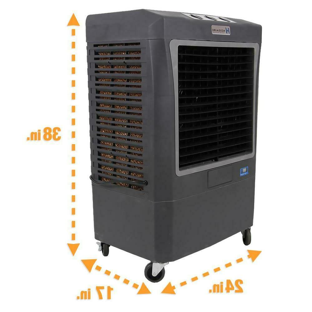 evaporative swamp cooler portable 3 100 cfm