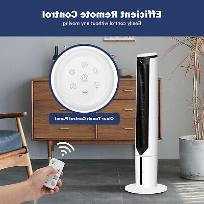 Costway Cooler Portable Tower Fan Humidifier