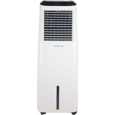 418 CFM Indoor Evaporative Air Cooler Wi-Fi Function White R