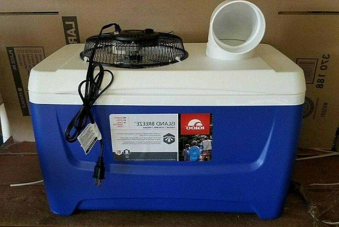 48qt new portable air conditioner home camping