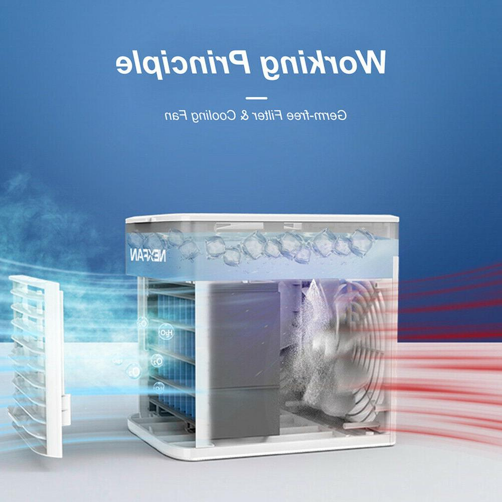 7 Colors Air Conditioner Cooler