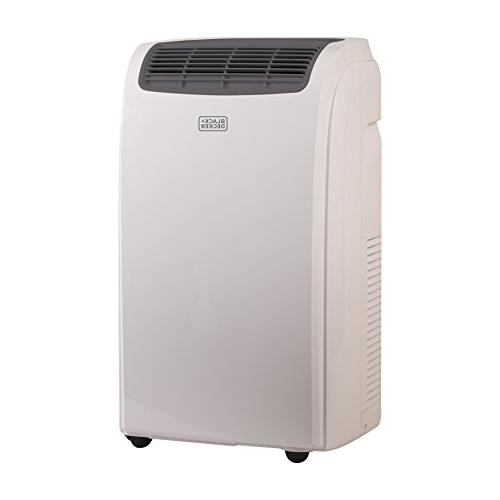Black + Decker 10000 BTU Portable Air Conditioner Unit, Remo