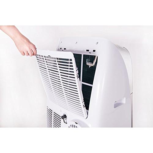Honeywell - Hl Series 14,500 Conditioner And 11,000 Heater