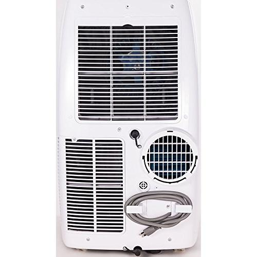 Honeywell Hl 14,500 Air Conditioner And 11,000 Heater - White