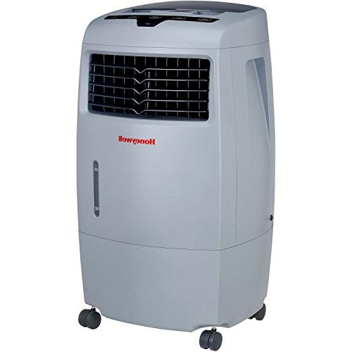 Honeywell 500 CFM with Fan & Washable Filter Remote Control,