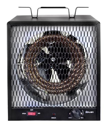 NewAir 5600 Garage Heater Fast Heat Sq. Ft.