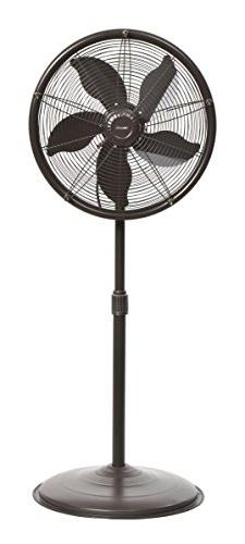 NewAir AF-600 18-Inch Outdoor Misting Fan 600 sq. ft. covera