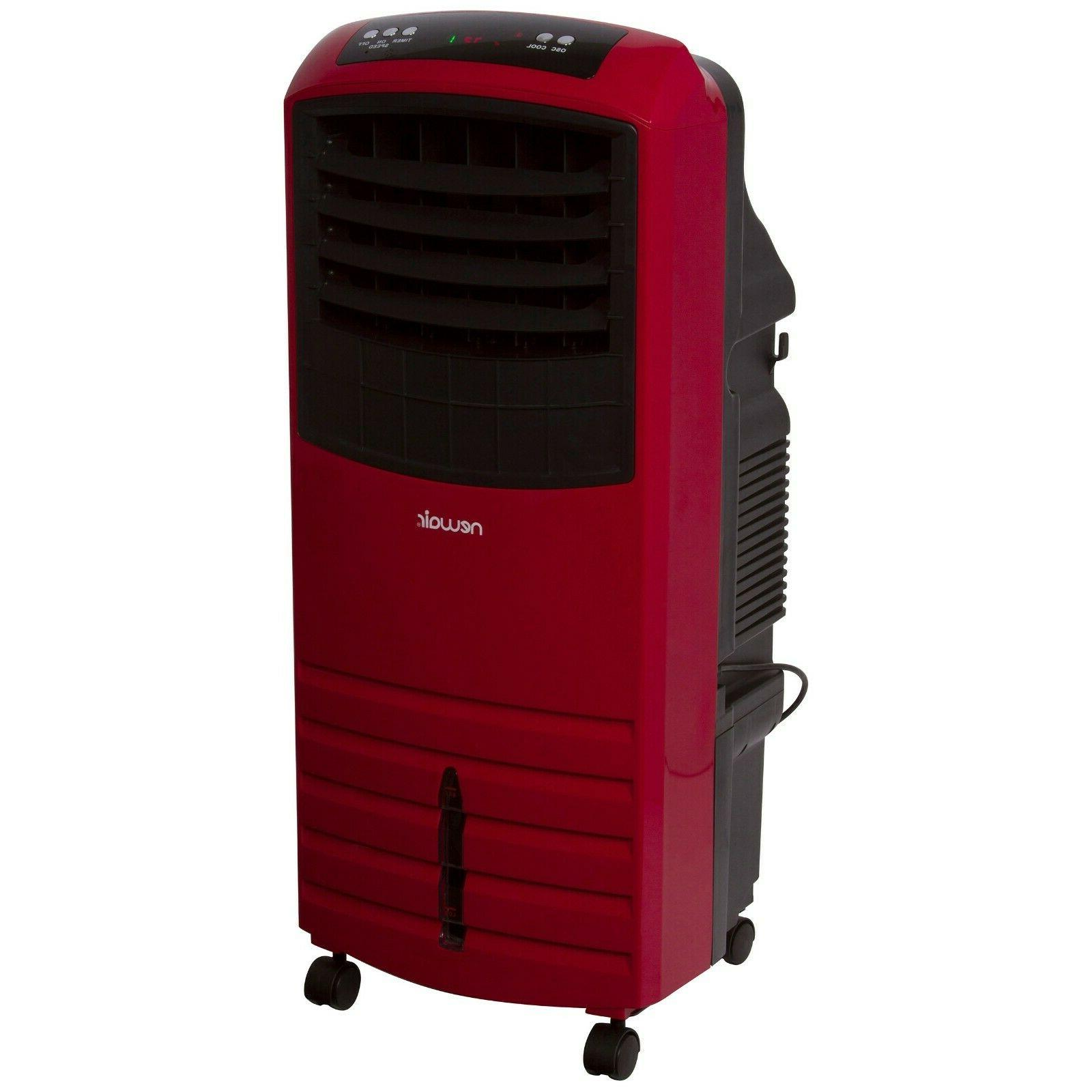 Portable Evaporative Cooler Desert Wet Air Oscillating Outdoor