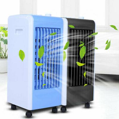 evaporative portable air conditioner cooler fan humidifier